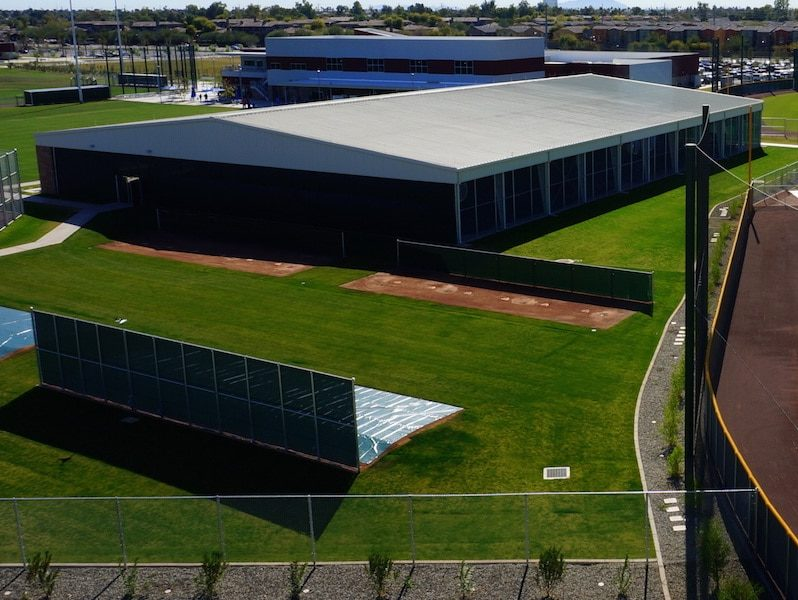 Chicago Cubs Mesa Facility