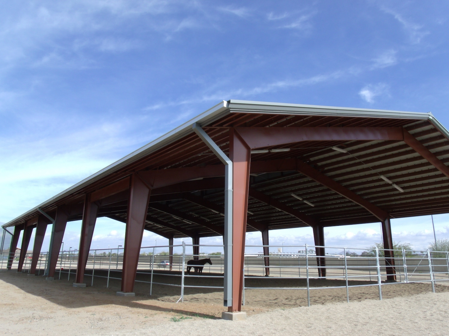 Arizona Agribusiness Equine Center