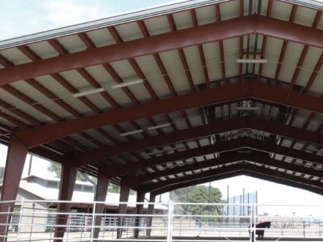 Arizona Agribusiness Equine Center