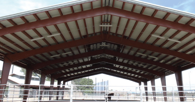 Image Building Systems Arizona Steel Buildings