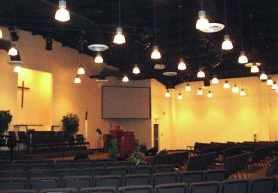 Light in the Desert Church