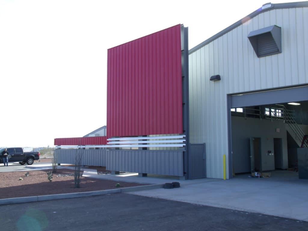 Sun City West Fire Station for Danson Construction – Image ...