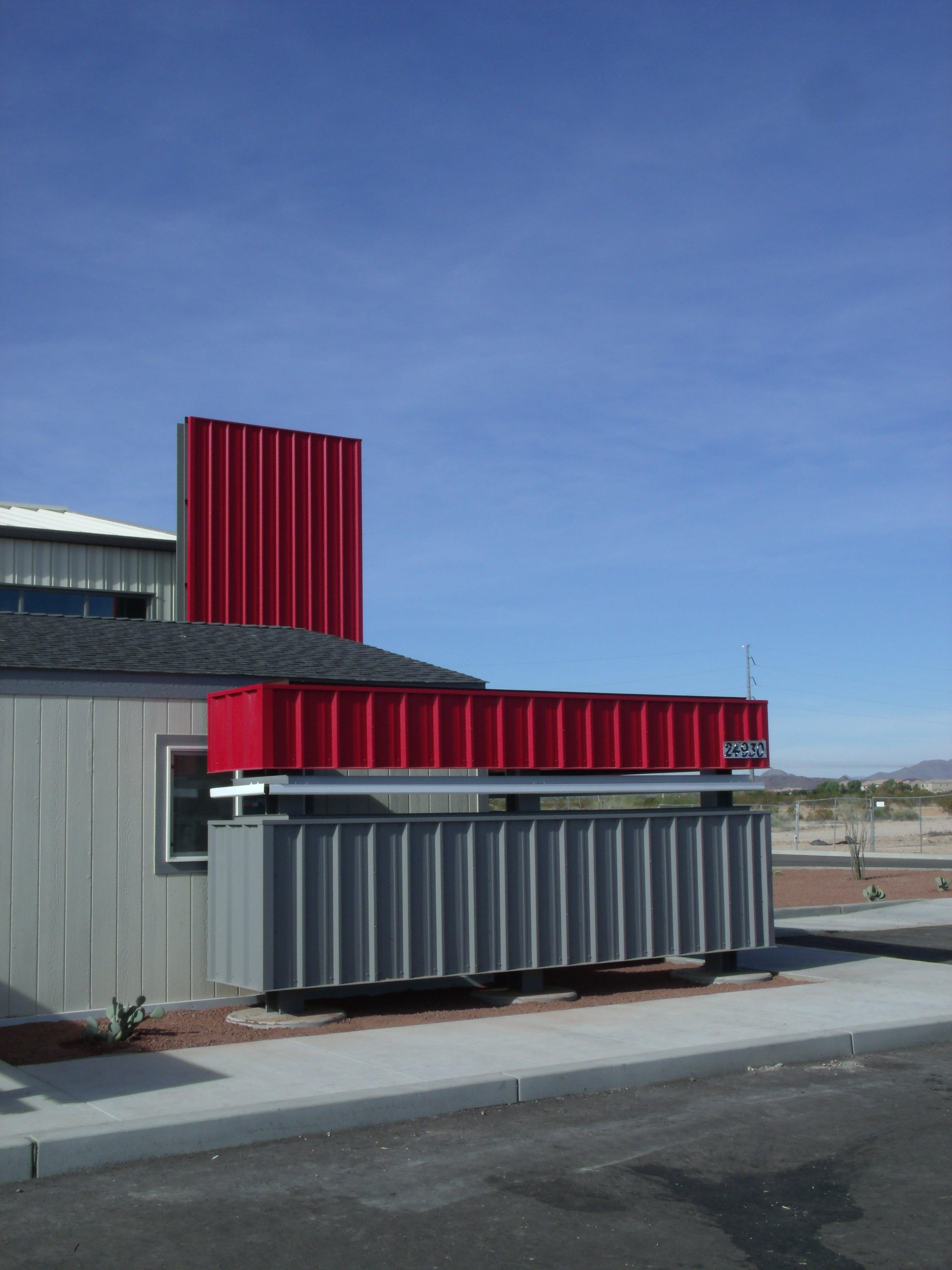 Sun City West Az >> Sun City West Fire Station for Danson Construction – Image ...