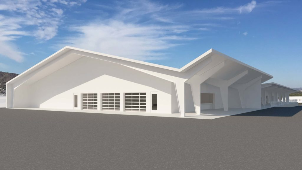 Pre engineered steel building by image building systems for Pre engineered garage