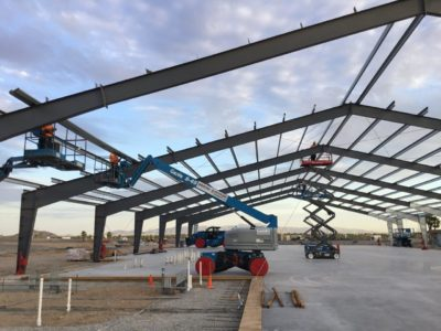 Metal frame structures are the answer