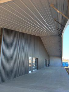 Five benefits of steel construction