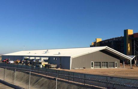 Phoenix International Raceway Hospitality Building