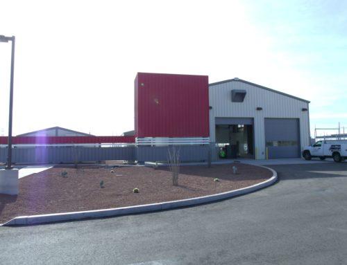 Sun City West Fire Station for Danson Construction
