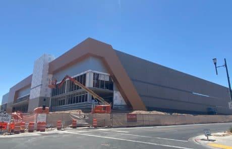 Vegas Golden Knights Henderson progress