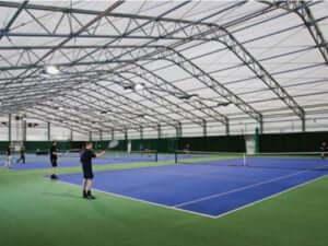 Tennis-Churchill