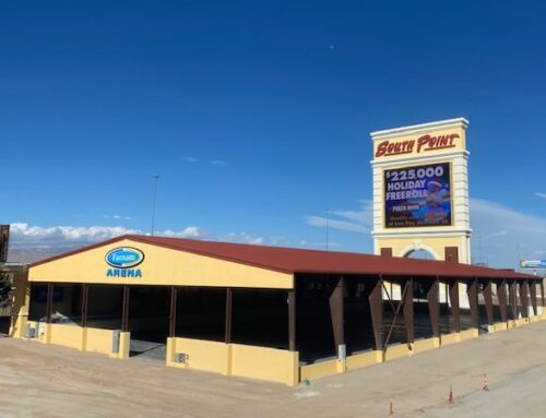 Riding Arena Southpoint Hotel & Casino Las Vegas